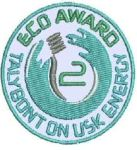 Eco2 Badge